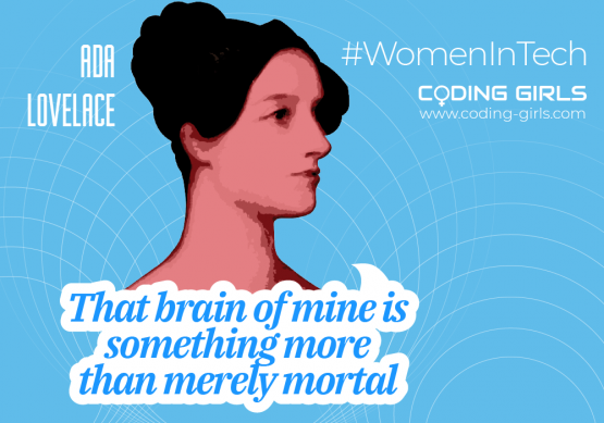 Famous Women in Tech - Ada Lovelace